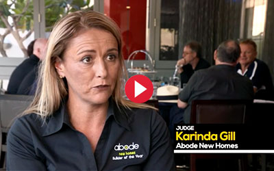 Pushing the Boundaries Northern Territory. Episode 1 – Karinda Gill judge