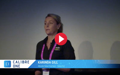 Karinda Gill's Inspiring Keynote address (Darwin Connected 2018)