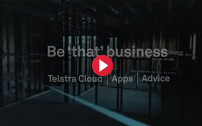 Telstra – Be 'that' business like Abode New Homes